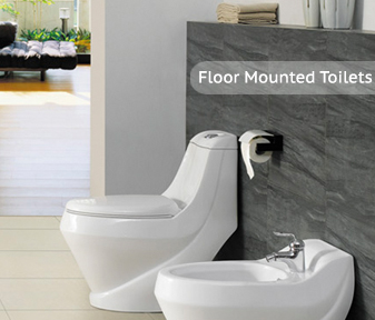 Floor Mounted Toilets