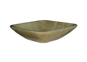 Onyx Stone Wash Basin